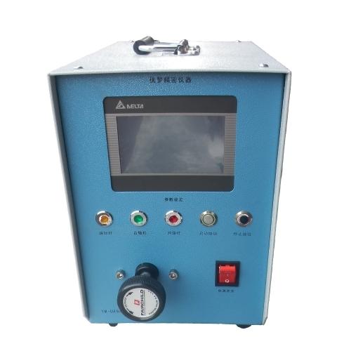 防水等级需要用到的仪器就是气密检漏仪